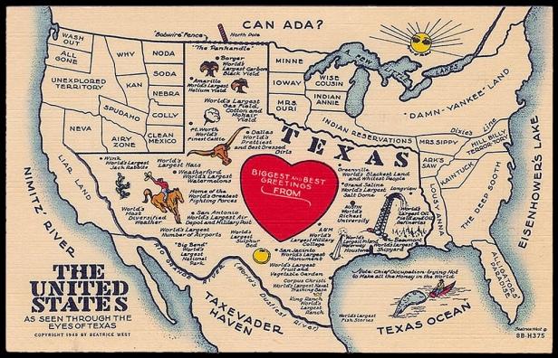 anglais-texan