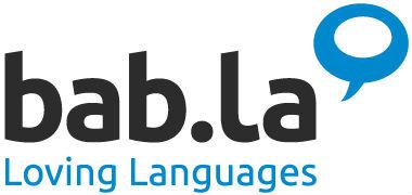 Babla, dictionnaire 28 langues en ligne et des millions dephrases