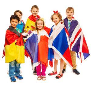 Langues et enfants