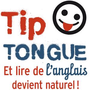Tip Tongue book, tiptop!