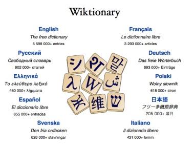 wiktionary