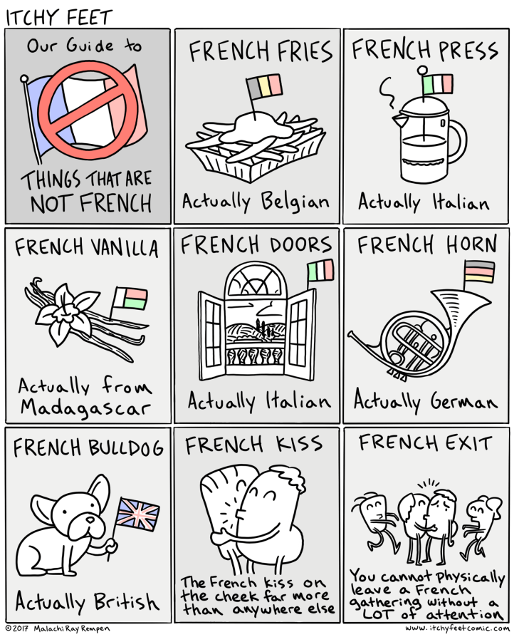 itchy france