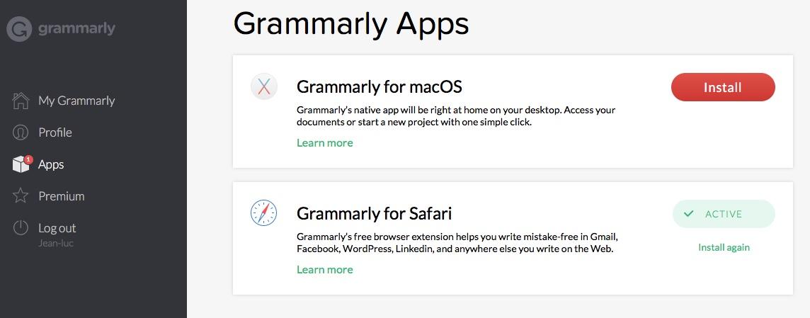 grammarly 4