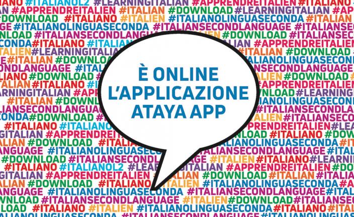 Ataya, une application italienne à vocationhumanitaire