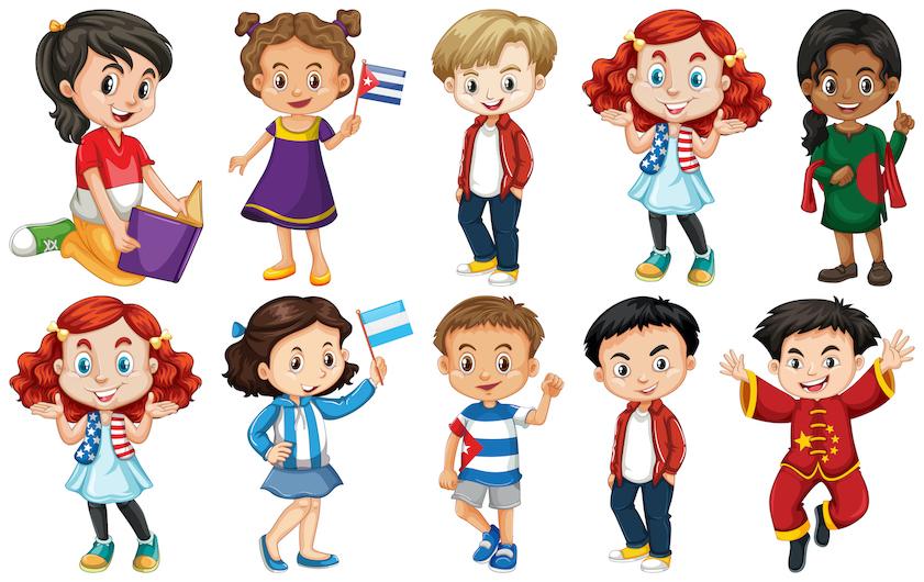 les meilleures applications langues pour les enfants